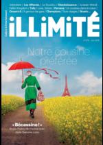 Catalogues et collections UGC : Magazine Illimite Juin 2018