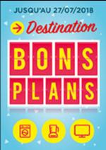 Bons Plans  : Destination