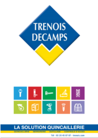 Catalogues et collections Trenois Decamps Nanterre : Catalogue 2018