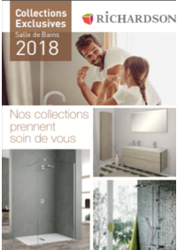 Catalogues et collections Richardson ARGENTEUIL : Collections exclusives