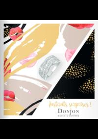 Catalogues et collections Donjon La-Ville-du-Bois : Instants surprises