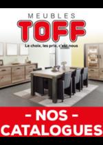 Prospectus  : Les catalogues Toff