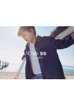 Catalogues et collections Massimo Dutti : Club 55: Boys and girls
