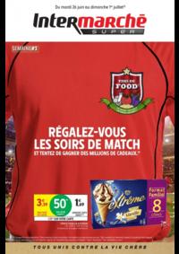 Prospectus Intermarché Super : Régalez-vous les soirs de match 2