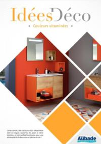 Journaux et magazines Espace Aubade GOURDON - LE VIGAN : Couleurs vitaminées