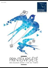 Prospectus Nouveaux bijoutiers ARGENTEUIL : Tendances Printemps-Eté 2018