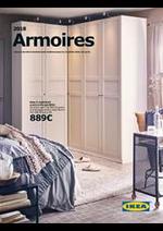Prospectus  : Armoires 2018