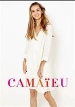 Prospectus Camaieu : Robe & Combinaisons