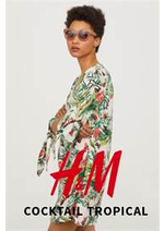 Prospectus H&M : H&M Cocktail Tropical