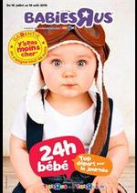 Prospectus Toys R Us : 24h bébé