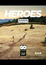 Prospectus Go Sport : Running
