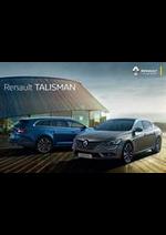 Prospectus Renault : Renault Talisman