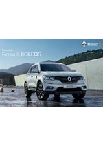 Prospectus Renault : Renault Koleos