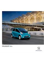 Prospectus  : Peugeot iOn