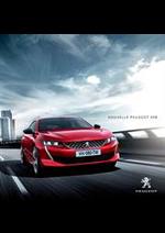 Prospectus Peugeot : Peugeot Nouvelle-508 Berline