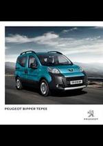 Prospectus Peugeot : Peugeot Bipper Tepee