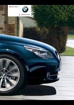 Promos et remises  : BMW Serie5-Berline