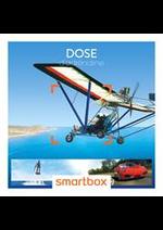 Prospectus smartbox : Dose d'adrénaline