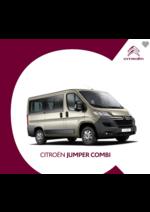 Catalogues et collections Citroen : Jumper Combi