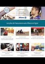 Prospectus Allianz : L'assurance Allianz
