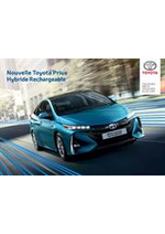 Prospectus Toyota : Toyota Prius