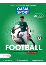 Promos et remises  : Football Pré-Saison 2018/2019