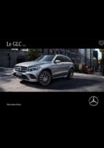 Catalogues et collections Mercedes Benz : Le GLC