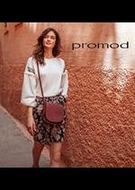Prospectus Promod : Pulls & Gilets