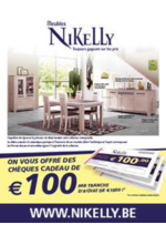 Bons Plans Meubles Nikelly : On vous offre des chèques cadeau