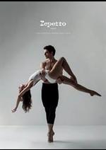 Prospectus Repetto : Collection Danse 2018-2019