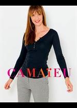Prospectus Camaieu : Vêtements Femme