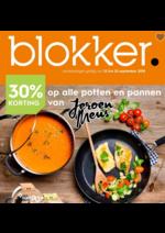 Prospectus BLOKKER : 30% korting