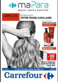 Prospectus Carrefour : Ma para octobre