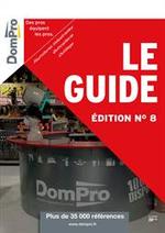 Prospectus Dompro : Le Guide 2018/19