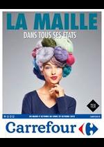 Prospectus Carrefour : La maille dans tous ses états