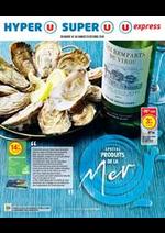 Promos et remises  : Spécial produits de la mer