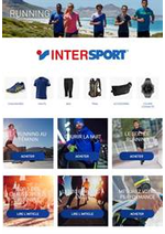 Prospectus Intersport : Running Collection