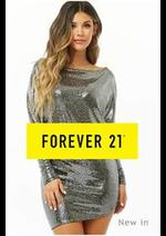 Prospectus FOREVER 21 : Forever 21 New