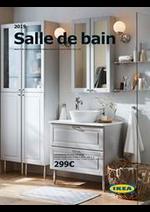 Prospectus IKEA : Salle de bain 2019
