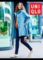 Promos et remises  : Uniqlo Maternity