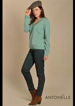 Prospectus Antonelle : Pantalons & Jeans