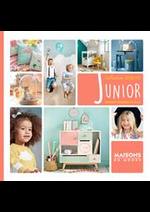 Promos et remises  : Junior Collection 2018/19