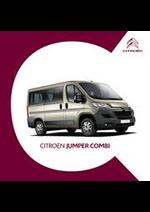 Promos et remises  : Citroën Jumper Combi