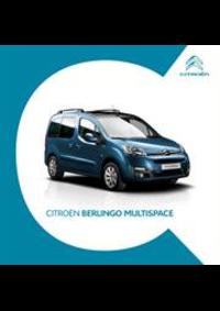 Prospectus Citroen MONTHUREUX SUR SAONE : Citroën Berlingo Multispace