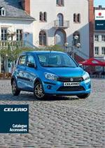 Promos et remises  : Catalogue Accessoires Suzuki Celerio