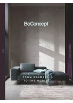 Prospectus BoConcept : From Denmark to the world
