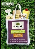 Promos et remises  : Alnatura - Des produits Bio pour toute la famille