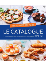 Prospectus  : Le catalogue du moment