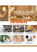 Prospectus Jardiland : Rêves de Noël