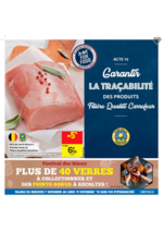 Prospectus Carrefour : Art for food